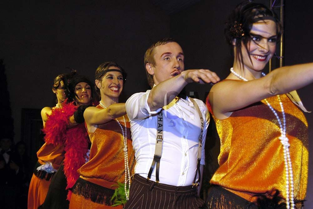 Choreographies for events and parties - Dancem Events - Cabaret