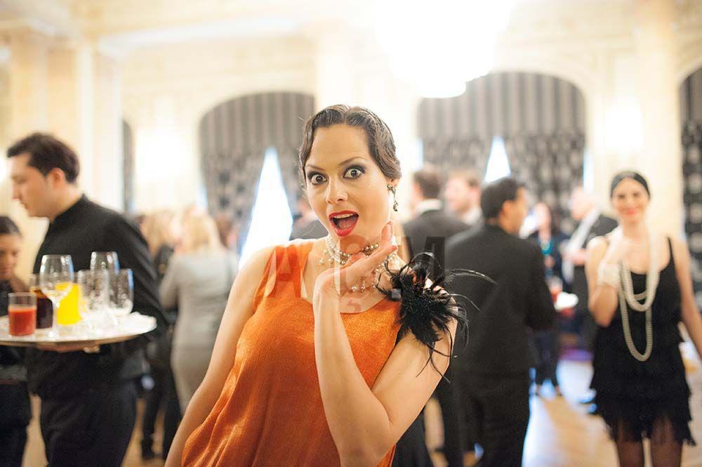 Espectáculos de cabaret, años 20 y burlesque - Dancem Espectáculos