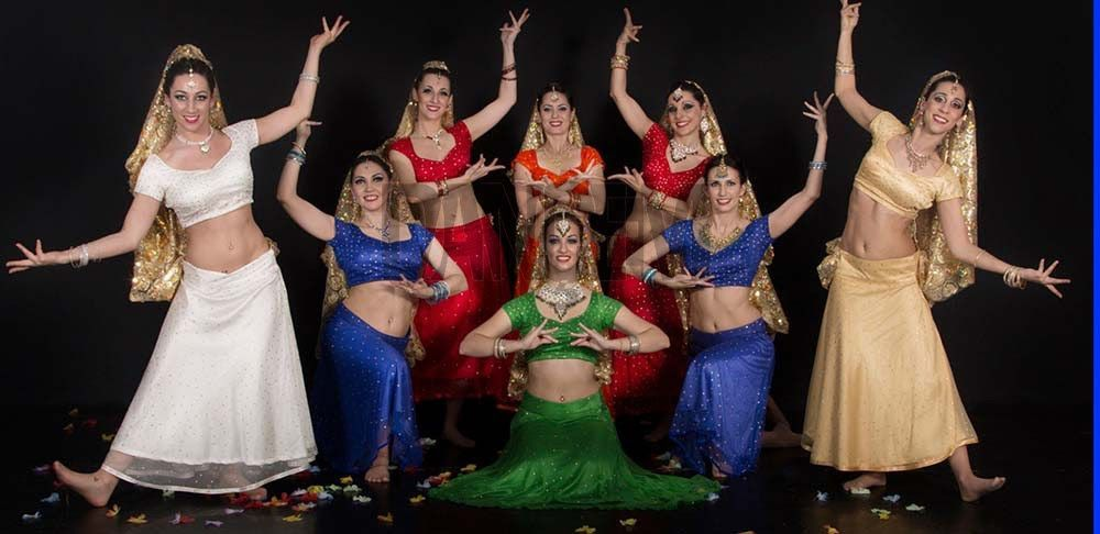 Choreographies for events and parties - Dancem Events - Belly dancers
