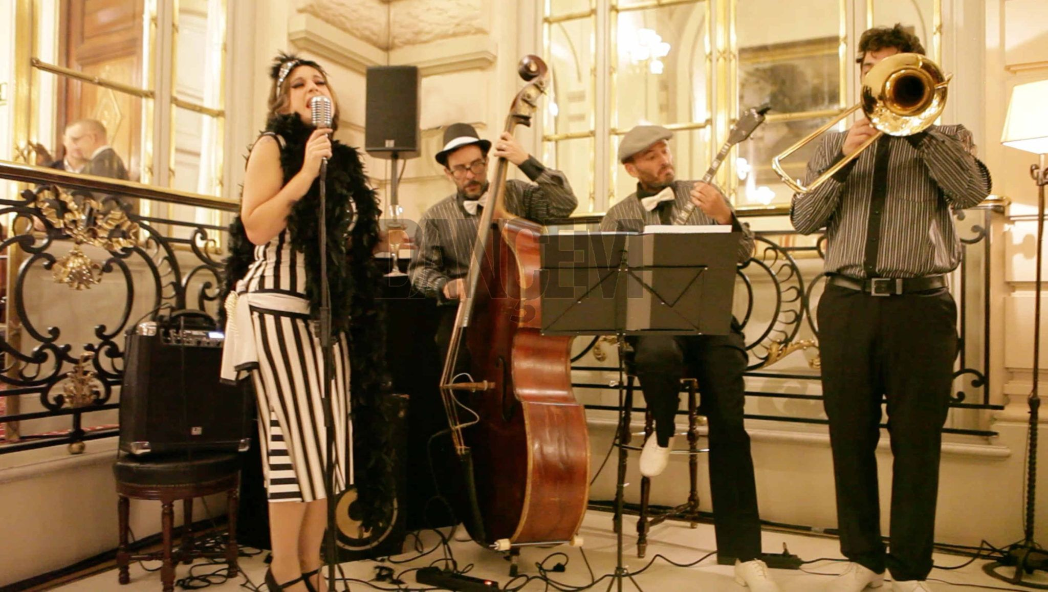 Live music for events and parties - Dancem Events - Dixie Band