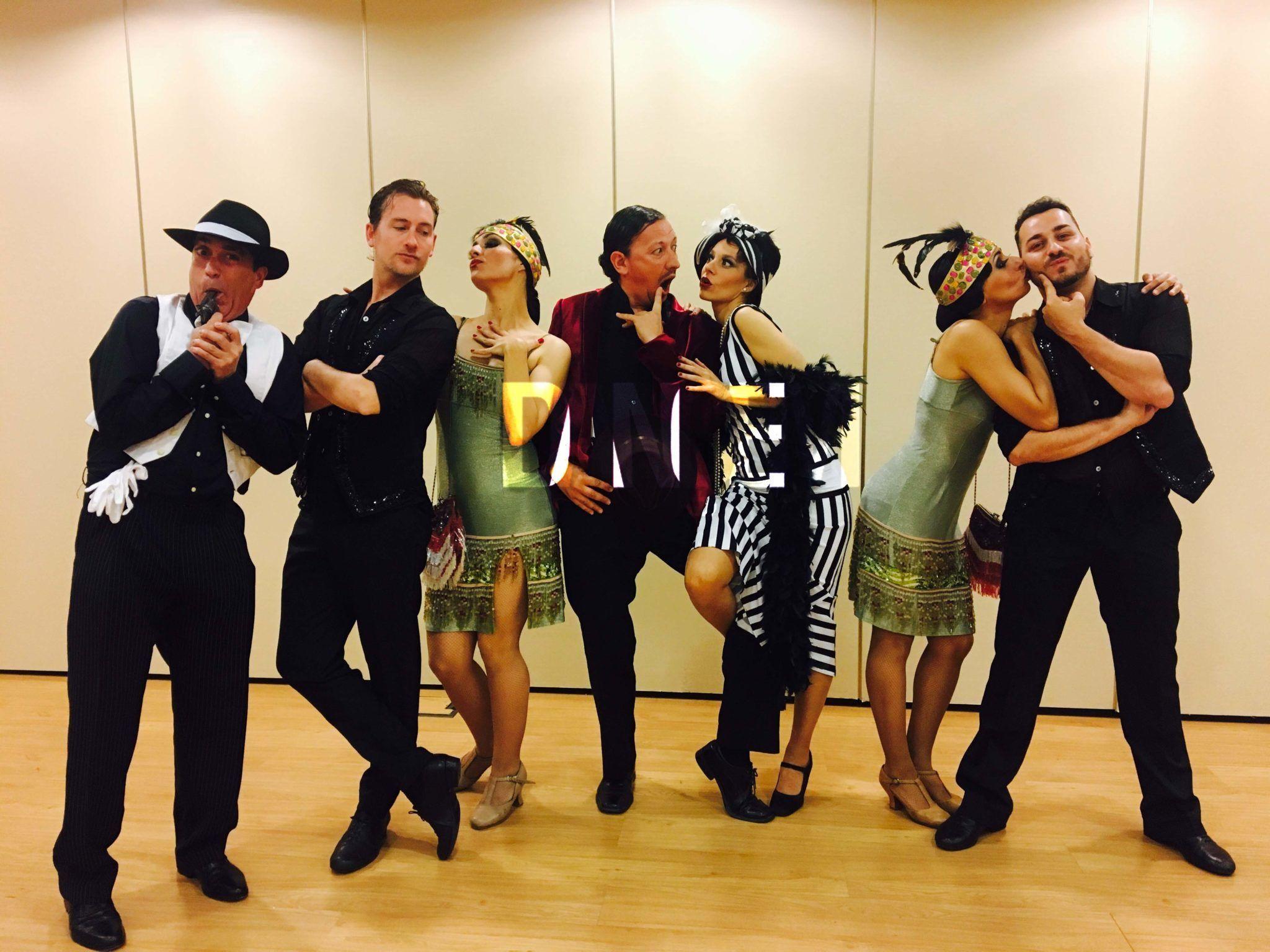 Entertainment actors for events and parties - Dancem Events