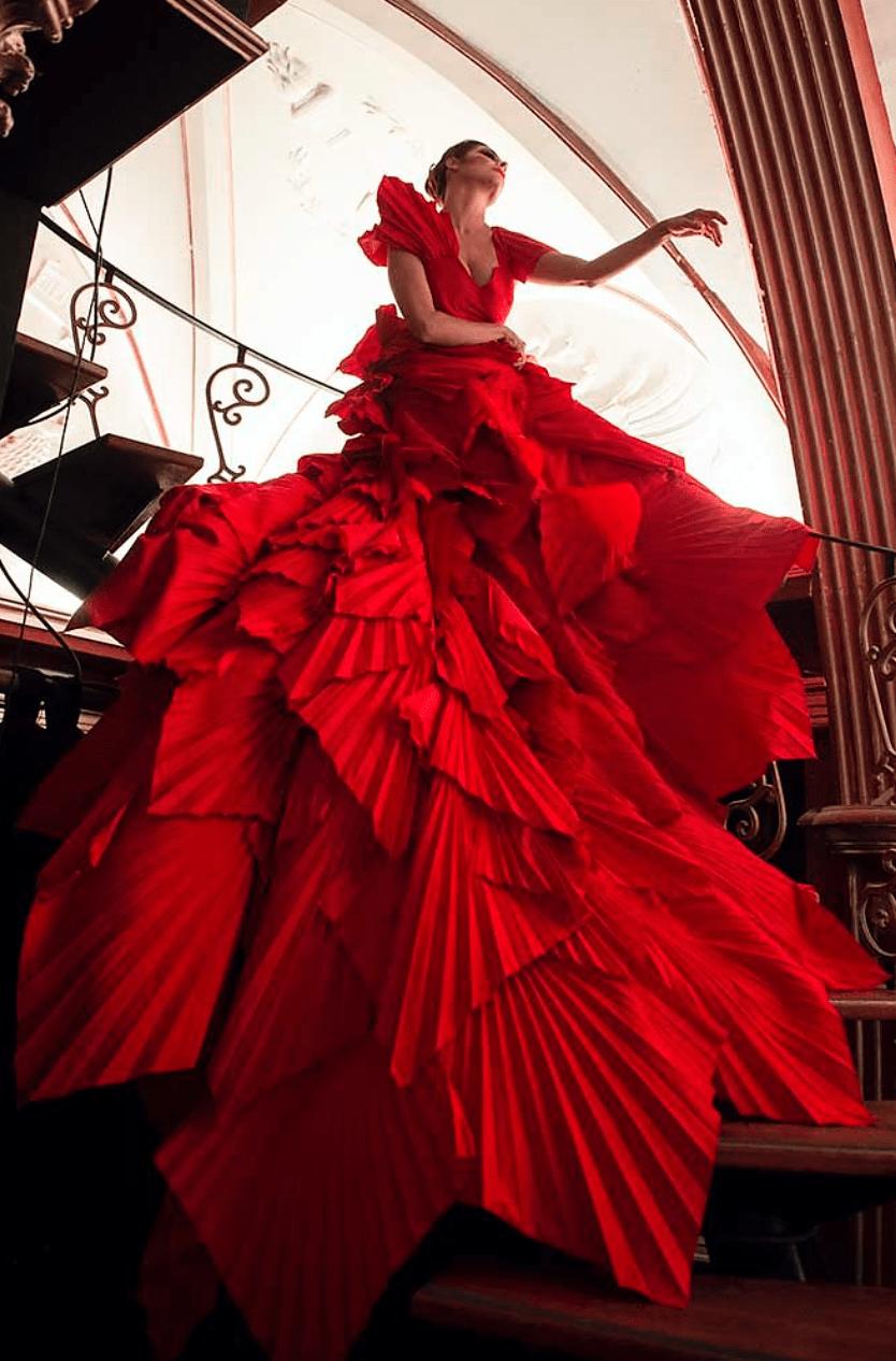 Caracterizaci n y vestuario art stico dancem espect culos for Espectaculo artistico de caracter excepcional