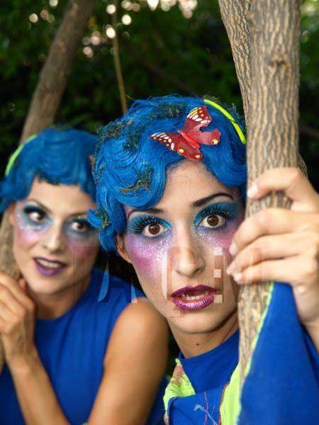 Caracterización, maquillaje y realización de vestuario artístico para eventos - Dancem Espectáculos