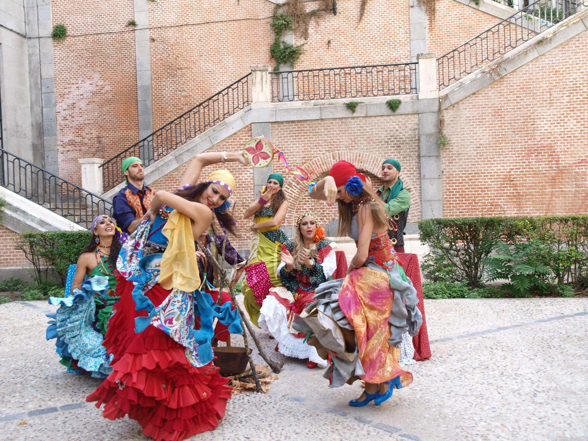 Flamenco y danza española - Dancem Espectáculos
