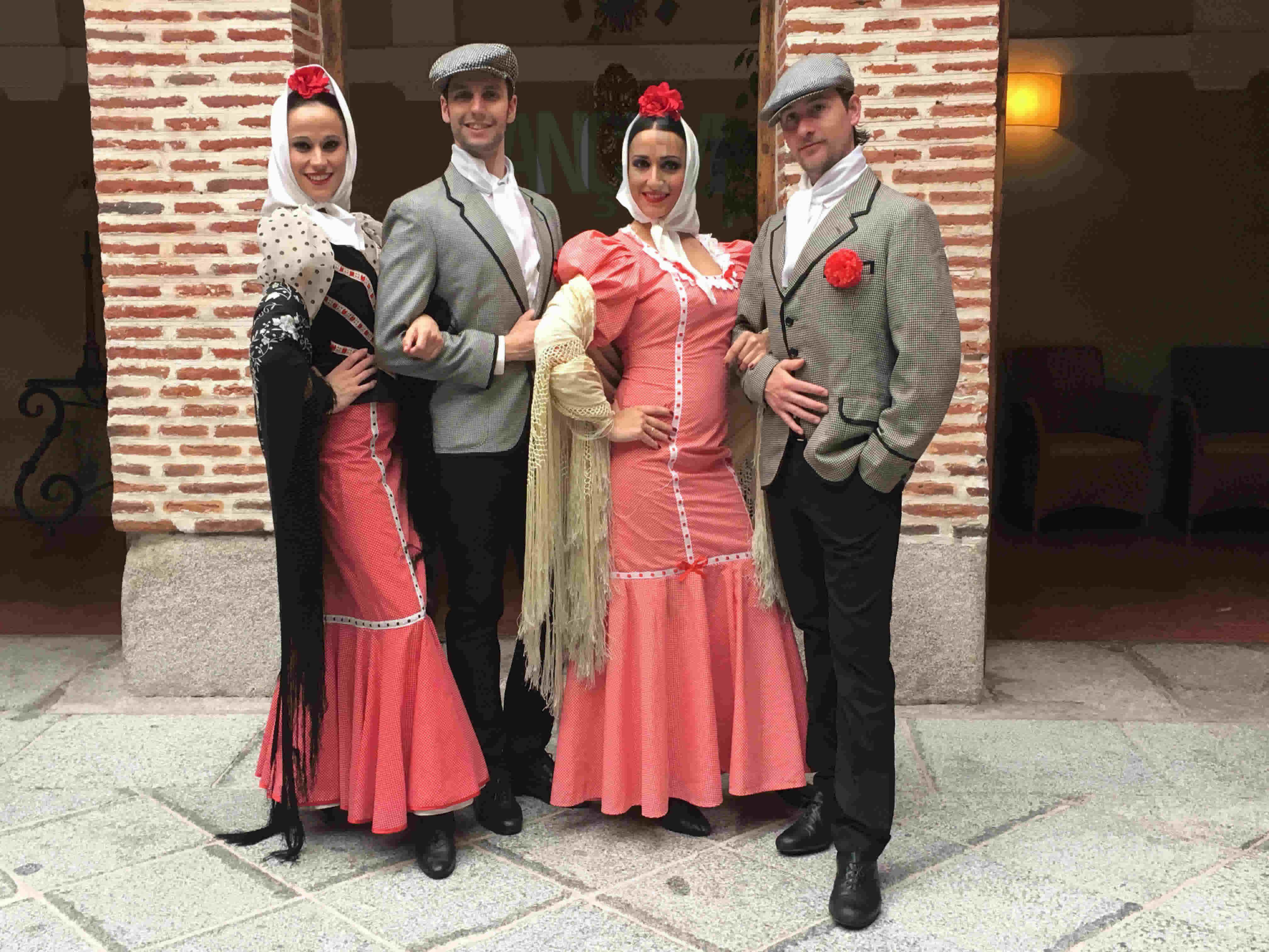 Chulapos - Dancem Espectáculos