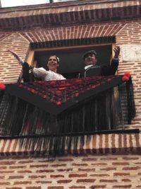 Zarzuela singers