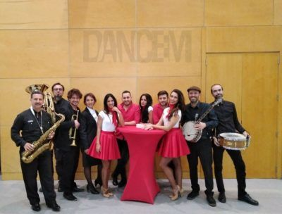 Dancem Espectáculos ameniza la Feria Propet 2018 en Ifema