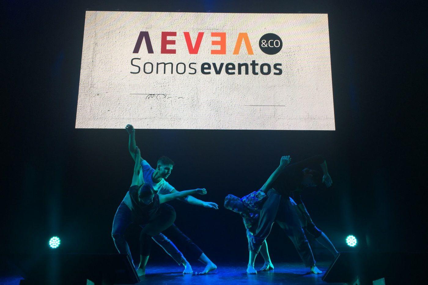 Dancem Espectáculos en el encuentro anual de AEVEA.