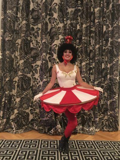 Espectaculos de circo - Miss Carrusel