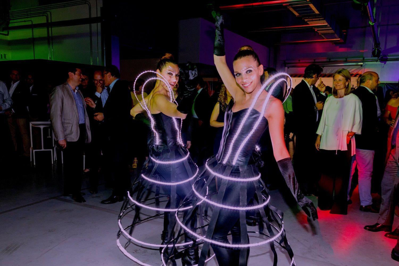 Performances futuristas