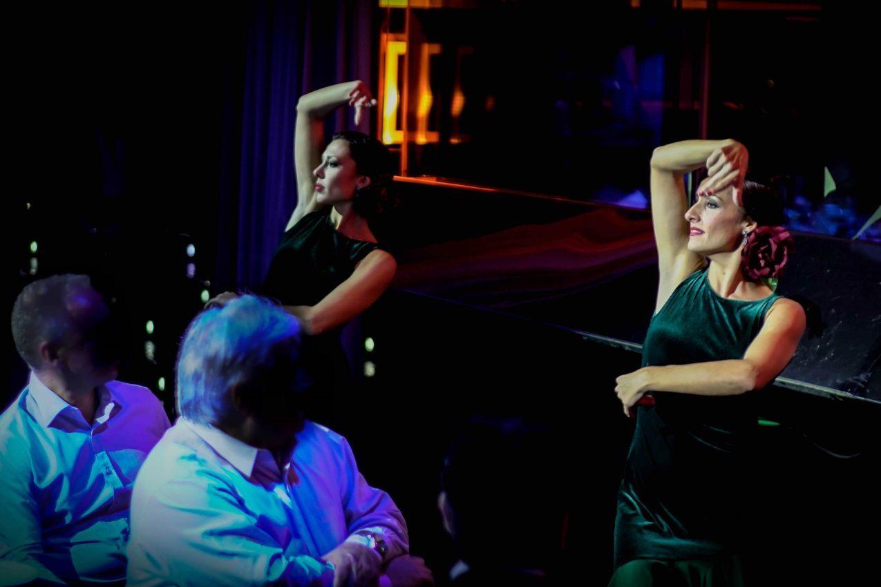 Flamenco en directo de la mano de Dancem Espectáculos