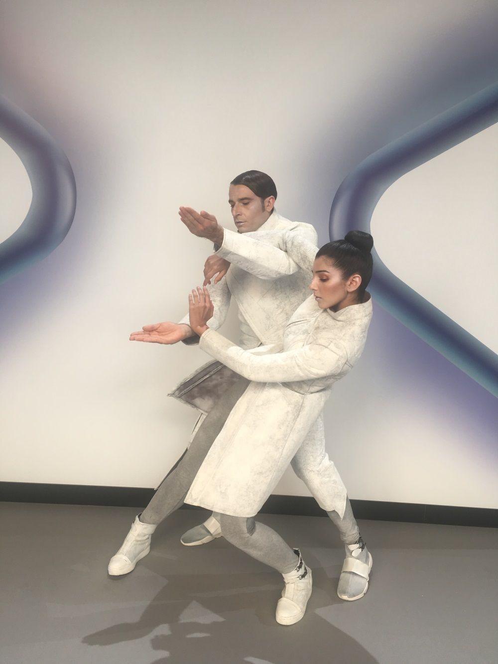Dancem presenta en el MWC 2019 el nuevo móvil Mate X de Huawei