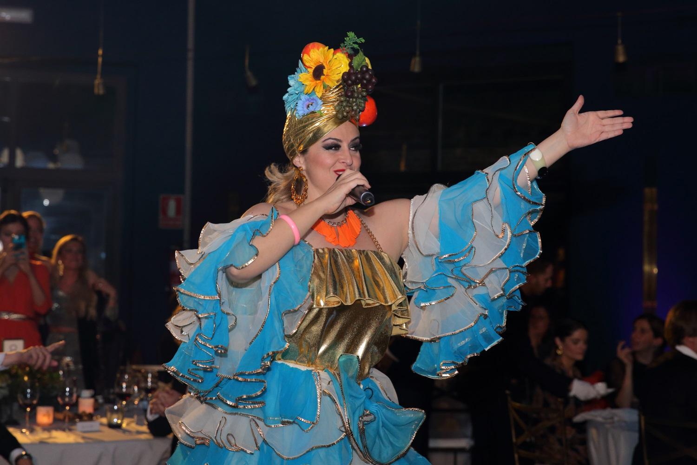 Noche mágica en la Finca El Chaparral de la mano de Dancem Espectáculos