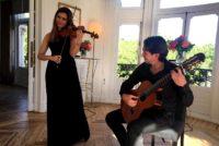 Dancem Espectáculos ameniza en el Club Allard de Madrid