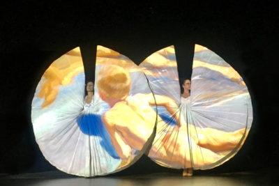 Dance mapping y danza española de la mano de Dancem en el Florida Park