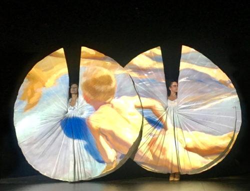 Arte de la mano de Dancem Espectáculos en el Florida Park
