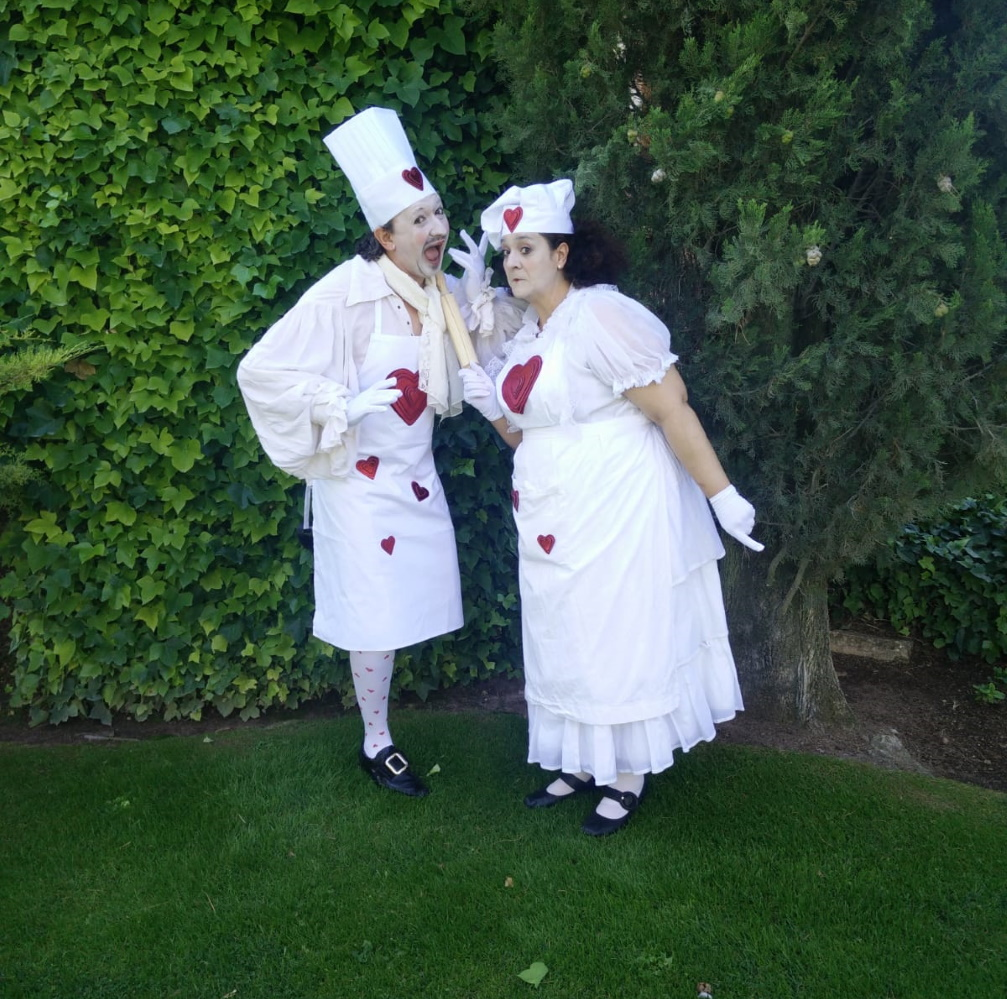 Los cocineros del amor de Dancem Espectáculos en los Claustros de Ayllón