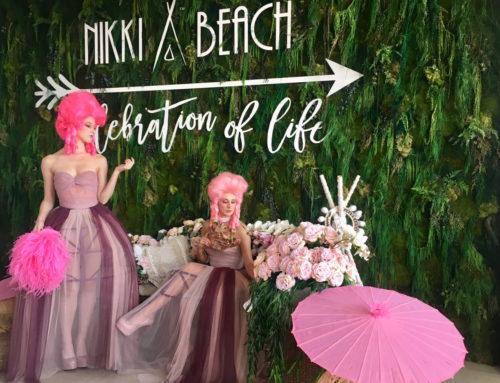 La Vie en Rose en Nikki Beach Marbella