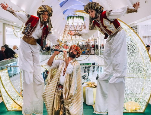 El Centro Comercial Xanadú se llena de magia con Dancem Espectáculos