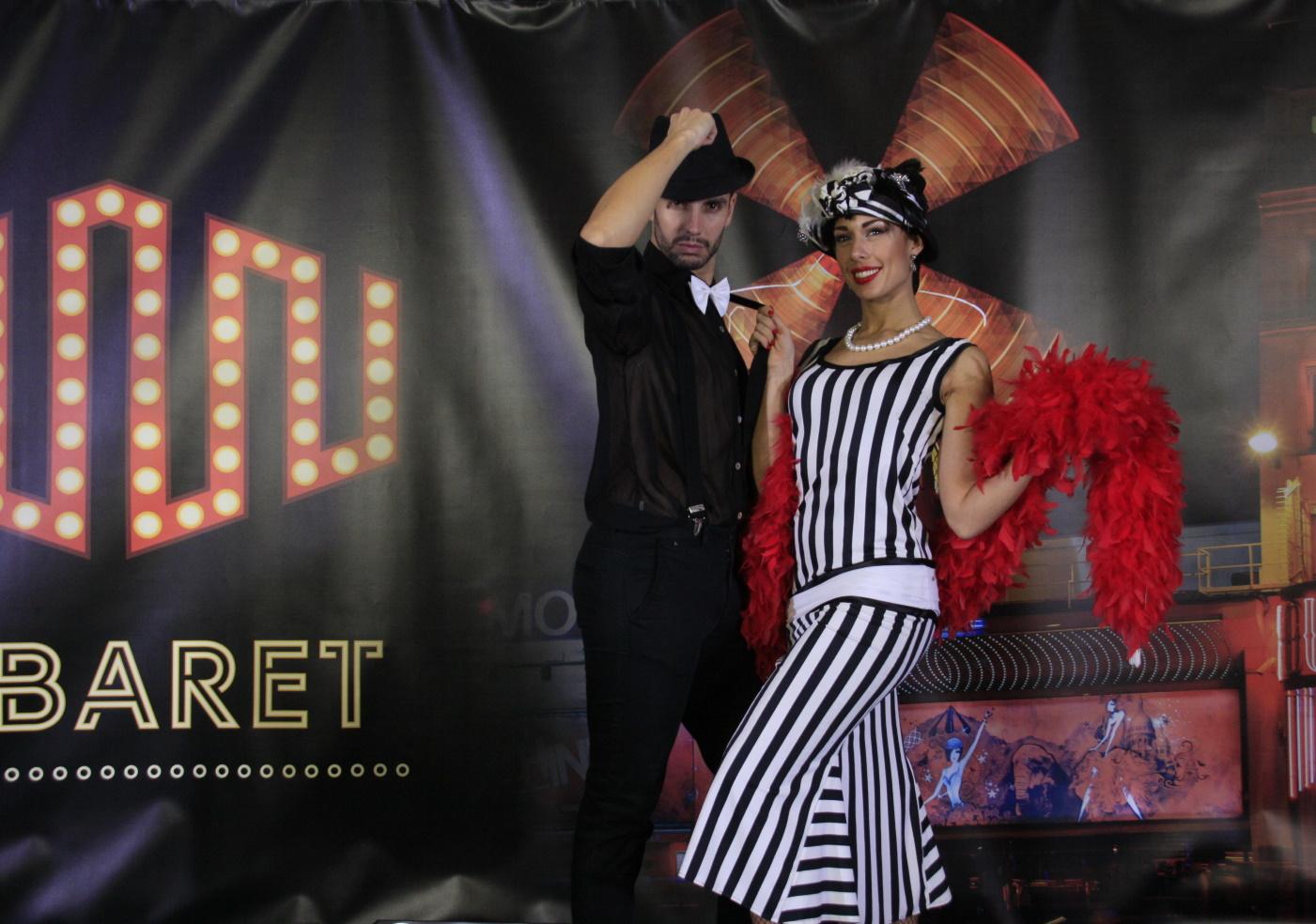 Años 20 en el 2020 con Dancem Espectáculos
