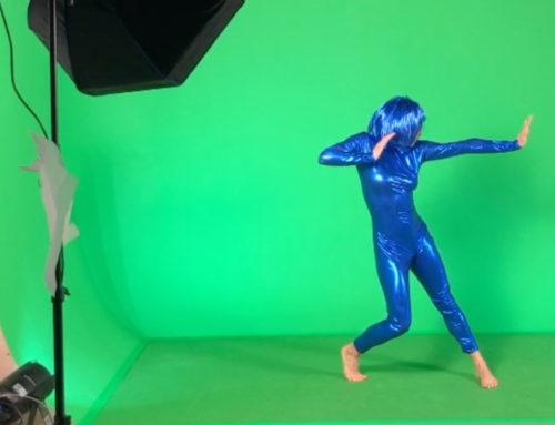 Preparando nuevo catálogo de danza virtual