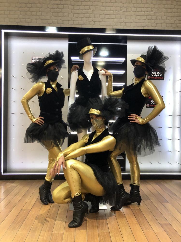 Dancem en Xanadú en Black Friday