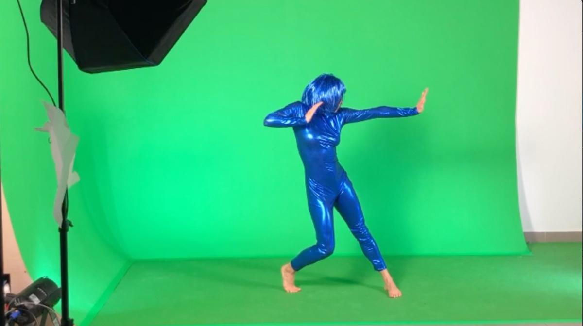 Nuevo catálogo de danza virtual