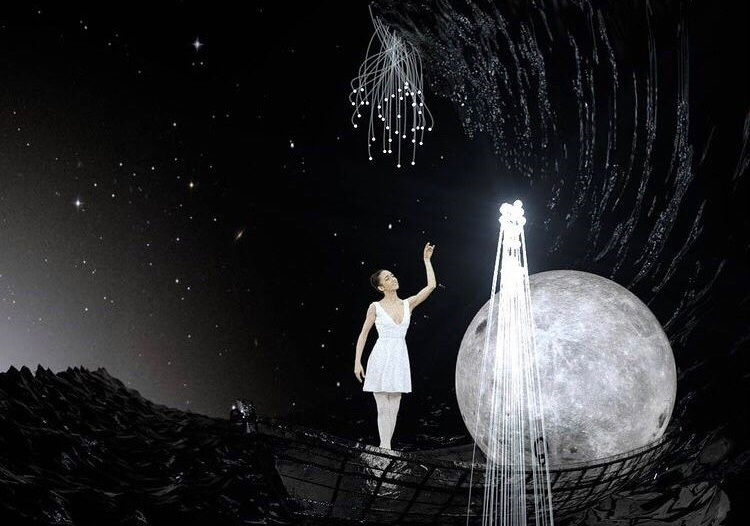 Danza virtual y realidad aumentada: Surreal Soul