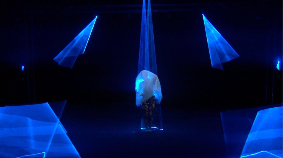 Danza láser: Impactdance